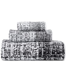 DKNY Crossway Cotton Fingertip Towel