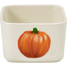 Celebrations by Fall Harvest Pumpkin Serving Bowl
