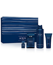 Perry Ellis Men's 4-Pc. Aqua Extreme Gift Set, A $107 Value