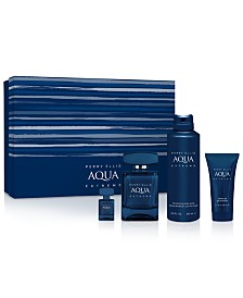 Perry Ellis Men's 4-Pc. Aqua Extreme Gift Set