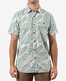 Rip Curl Men's Printed Poplin Shirt