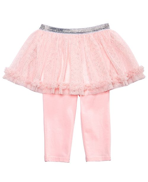f7d8446f65a0e First Impressions Baby Girls Tutu Leggings, Created for Macy's ...
