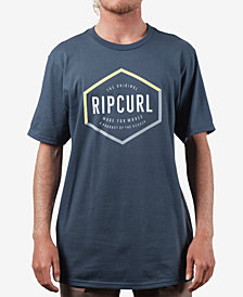 Rip Curl Men's Classic Graphic Logo T-Shirt