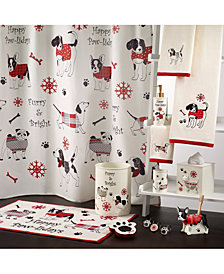 Avanti Happy Pawlidays Bath Collection