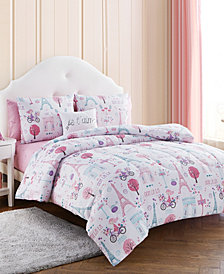 Ooh La La 5 Pc Twin Comforter Set