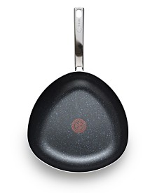 T-fal HeatMaster Sapphire-Infused Non-Stick 4-Qt. Triangle Pan