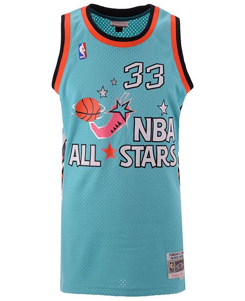145b6c744 Mitchell & Ness Men's Patrick Ewing NBA All Star 1996 Swingman Jersey ...