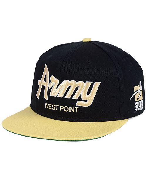hot sale online 9c8ec 41682 Nike Army Black Knights Sport Specialties Snapback Cap ...