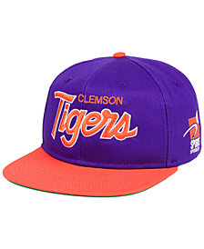 53ac920e442 Nike Clemson Tigers Sport Specialties Snapback Cap
