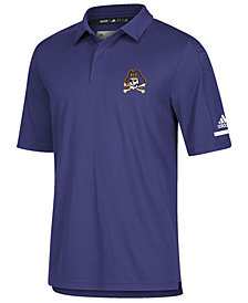 adidas Men's East Carolina Pirates Team Iconic Coaches Polo