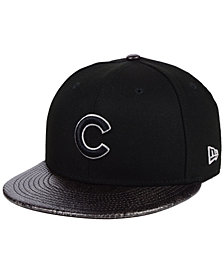 New Era Chicago Cubs Snakeskin Sleek 59FIFTY FITTED Cap