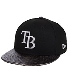 New Era Tampa Bay Rays Snakeskin Sleek 59FIFTY FITTED Cap