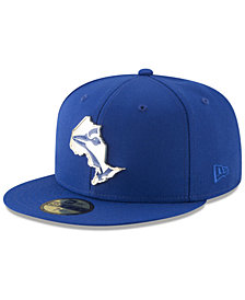 New Era Toronto Blue Jays Gold Stated 59FIFTY FITTED Cap