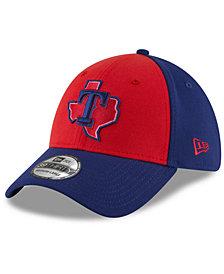 New Era Texas Rangers Players Weekend 39THIRTY Cap