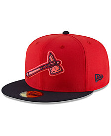New Era Atlanta Braves Players Weekend 59FIFTY FITTED Cap