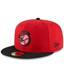 New Era Cincinnati Reds Players Weekend 59FIFTY FITTED Cap