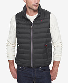 Tommy Hilfiger Men's Big & Tall Quilted Vest
