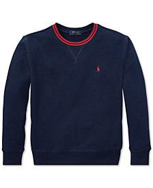 Polo Ralph Lauren Big Boys Fleece Sweatshirt