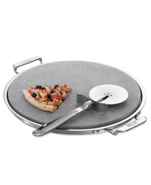 All-Clad 3 Piece Pizza Stone Set
