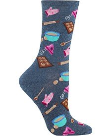 Hot Sox Women's Baking Socks