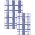 Sunham 2-Piece Cascada Home Cher Plaid Bath Rug Set