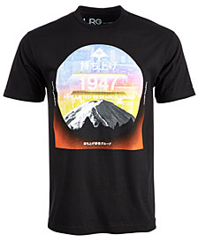 LRG Men's High Quality Graphic T-Shirt