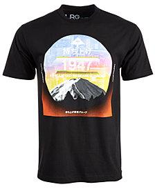 LRG Men's High Quality Graphic T-Shirt