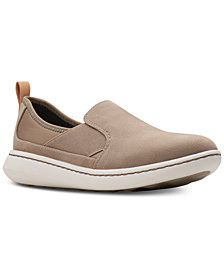 Clarks Collection Women's Step Move Jump Slip-On Sneakers