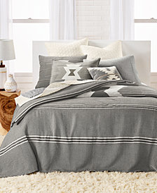 Lucky Brand Mesa Cotton King Bed Cover, Created for Macy's