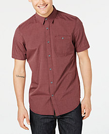American Rag Men's Ernie End on End Shirt, Created for Macy's