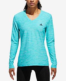 adidas Long-Sleeve Tech T-Shirt