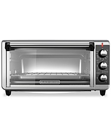 TO3250XSB 8-Slice Extra-Wide Convection Toaster Oven
