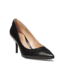 Lanette Pointed-Toe Pumps