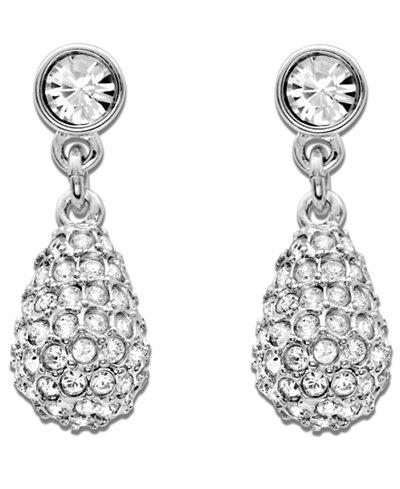 Swarovski Earrings Heloise Crystal Teardrop Earrings
