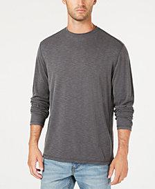 Tommy Bahama Men's Flip Side Reversible Long-Sleeve T-Shirt
