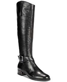 Women's Branden Buckle Riding Boots