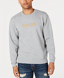 GUESS Originals Men's Logo Graphic Sweatshirt