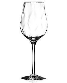 Dizzy Diamond Wine Glass