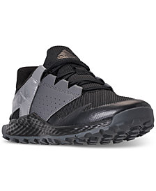 adidas Boys' Vigor Bounce Trail Running Sneakers from Finish Line