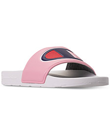 Champion Girls' IPO MM Slide Sandals from Finish Line