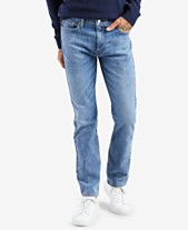 570654b34 Levis® Men s 513™ Slim-Straight Fit 4-Way Stretch Jeans