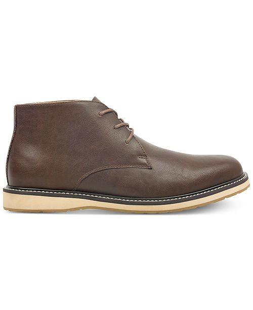 b66252411 Tommy Hilfiger Men s Laurel Chukka Boots   Reviews - All Men s Shoes ...