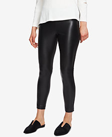 1.STATE Faux-Leather Leggings