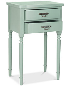 Marilyn End Table, Quick Ship