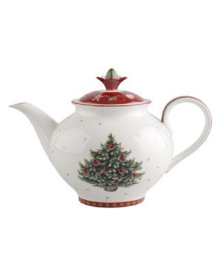 Toy's Delight Porcelain Teapot