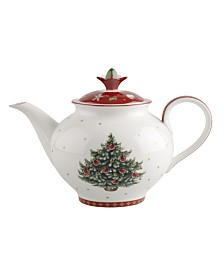 Villeroy & Boch Toy's Delight Porcelain Teapot