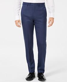 Calvin Klein Men's Slim-Fit Solid Dress Pants