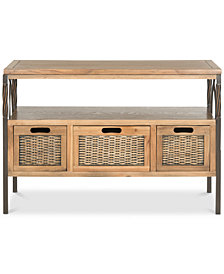 Joshua Console Table, Quick Ship