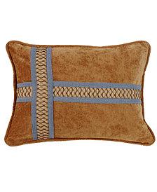 Cross Design 16x21 Pillow