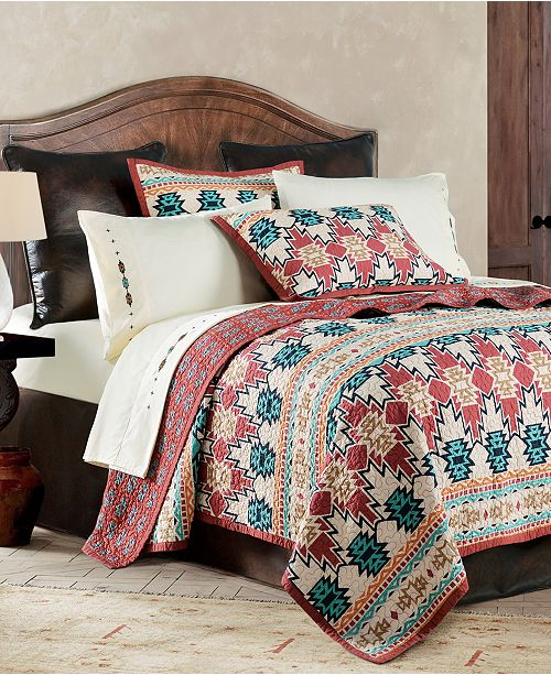 HiEnd Accents Phoenix 2 Pc Twin Quilt Set